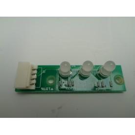 Carte alarme led NELLCOR N5500 Recond.