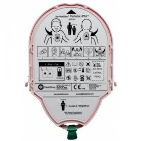 Electrode défibrillation SAMARITAN PAD + BATTERIE PED.