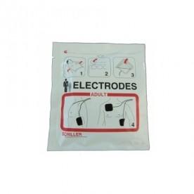 Electrode défibrillation SCHILLER FRED