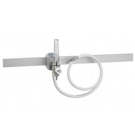 Rotamètre AIR RTM3 0-5l/m Montage au rail