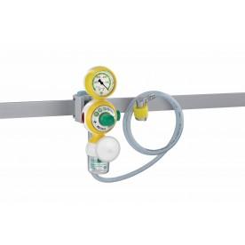 Régulateur de vide RVTM3 - 600 mbar Montage au rail + flacon