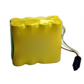 Batterie 9.6V 1.7AH TAEMA OSIRIS 3 *