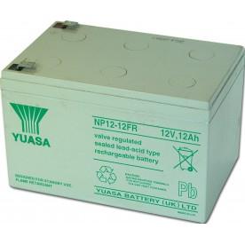 Batterie 12V 12AH ALM TAB 5090 ( x2 )