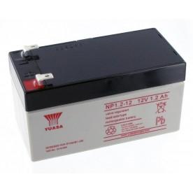 Batterie 12V 1.2AH MARQUETTE MAC 500 *