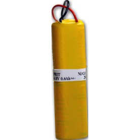 Batterie 4.8V 0.7AH CRITIKON P 81