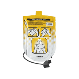 Electrode defibrillation LIFELINE DEFIBTECH