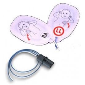 Electrode defibrillation PHILIPS HEARTSTART Ped. (5)