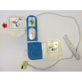Electrode defibrillation ZOLL CPR-D PADZ AED + / AED PRO
