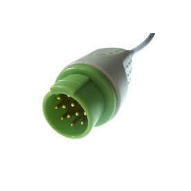 Embase ECG 3V BIOLIGHT Monobloc *