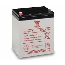 Batterie 12V 4AH DATEX AVANCE