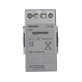 Batterie 14.8V 6AH PHILIPS HEARTSTART MRX