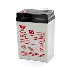 Batterie 6V 4AH FOURES PHOENIX