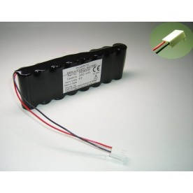 Batterie 9.6V 2.1AH ARCOMED µSP 6000 *