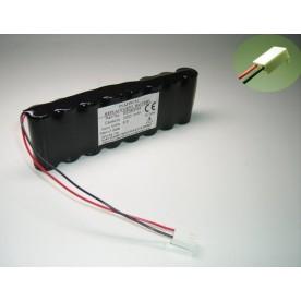 Batterie 9.6V 2.1AH ARCOMED µSP 6000 *