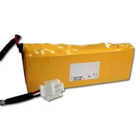 Batterie 12V 2.2AH OHMEDA EXCEL 7900 /AESTIVA 3000 *
