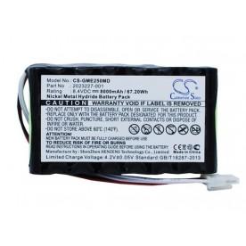 Batterie 8.4V 8AH MARQUETTE DASH 2500 *