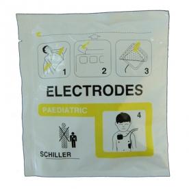 Electrode defibrillation SCHILLER FRED / DG Ped.