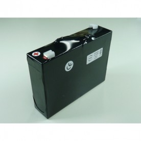 Batterie 12V 2.4AH CRITIKON 8103 / 9303 XL / COMPACT *