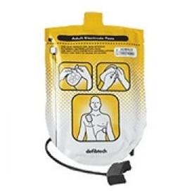 Electrode defibrillation DEFIBTECH LIFELINE *