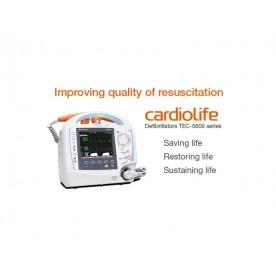 Defibrillateur moniteur NK TEC 5631 F