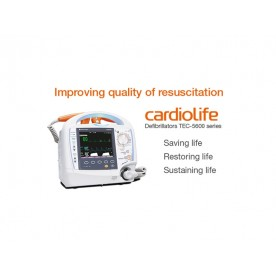 Defibrillateur moniteur NK TEC 5621