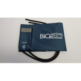Brassard NIBP BIOMESNIL 2 Tubes Petit S/C NM