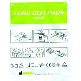 Electrode defibrillation CORPULS 3 (Poche adaptée) *
