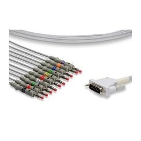 Embase ECG 10V SCHILLER AT1/AT2/AT102 Monobloc *