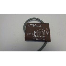 Brassard NIBP BIOMESNIL 1 Tube Ped. A/C NM