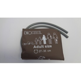 Brassard NIBP BIOMESNIL 2 Tubes A/C NM
