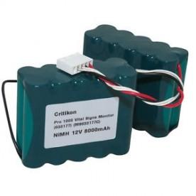 Batterie 12V 4Ah CRITIKON PRO 1000 (2) *