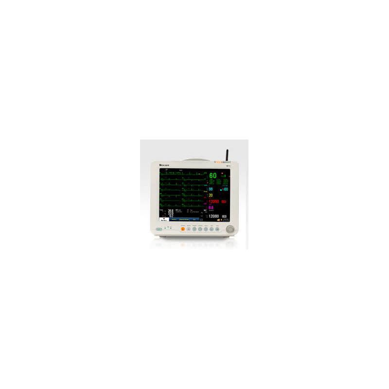 Moniteur multiparametres BIOCARE iM12 Tactile + imp