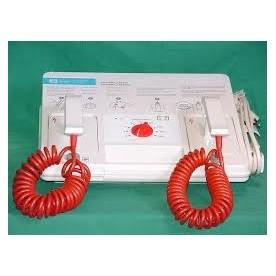 Défibrillateur SCP 912 (fonct.secteur et batterie) Recond.
