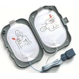 Electrode defibrillation PHILIPS HEARTSTART SMART II FRx