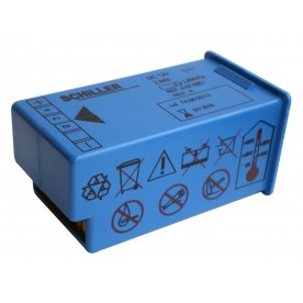 Pile 12V 2.8AH SCHILLER FRED EASY