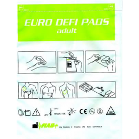 Electrode defibrillation SCHILLER FRED EASY / DG 5 *