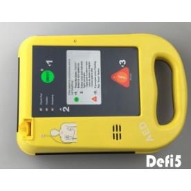 Defibrillateur DEFI 5 AED
