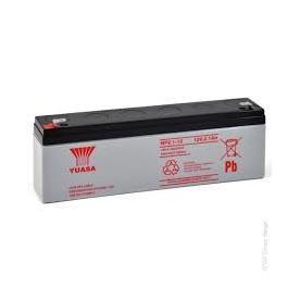 Batterie 12v 2.3Ah ZIMMER ATS 1200
