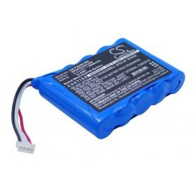 Batterie 6V 1.8AH FRESENIUS INJECTOMAT AGILIA *