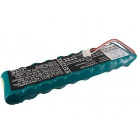 Batterie 12V 2.1AH NK CARDIOFAX S 1250 / 9620 *