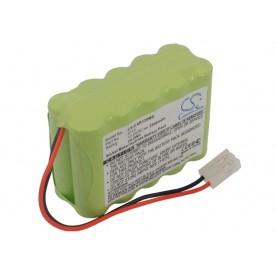 Batterie 12V 1.7AH CARDIOLINE CARDIETTE AR 1200 *