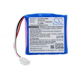 Batterie 14.8V 2.2AH EDAN SE3 / SE6 *