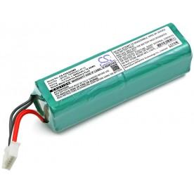 Batterie 9.6V 1.7AH FUKUDA CARDIMAX FX 7202 *