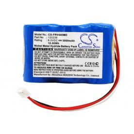 Batterie 6V 3AH FRESENIUS OPTIMA MS *