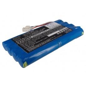 Batterie 9.6V 4.5AH FUKUDA CARDIMAX FCP 7101/ FX 7102 *