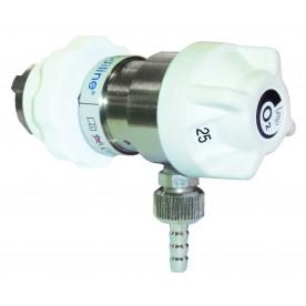 Debitmetre O2 MEDIFLOW GCE 0-6l/mn
