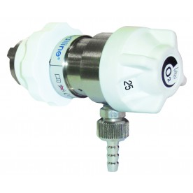 Debitmetre AIR MEDIFLOW GCE 0-6l/mn Olive