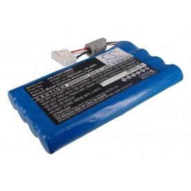 Batterie 9.6V 3.8AH FUKUDA CARDIMAX FX 7402 *