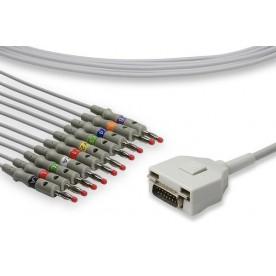 Embase ECG 10V FUKUDA KP-500 Monobloc *
