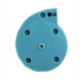Boitier sup. capteur GE NAUTILUS US (bouton)
